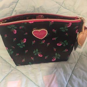 Betsy Johnson make up bag